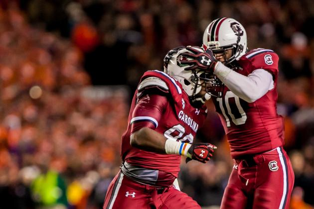 South Carolina Football: LB Skai Moore X-Factor on Defense