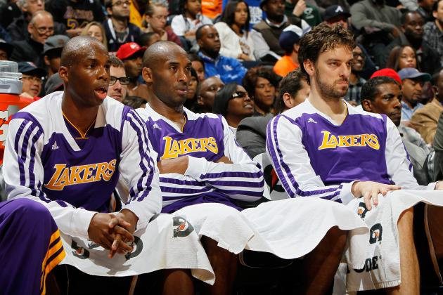 Los Angeles Lakers Having Major Identity Crisis Without Kobe Bryant
