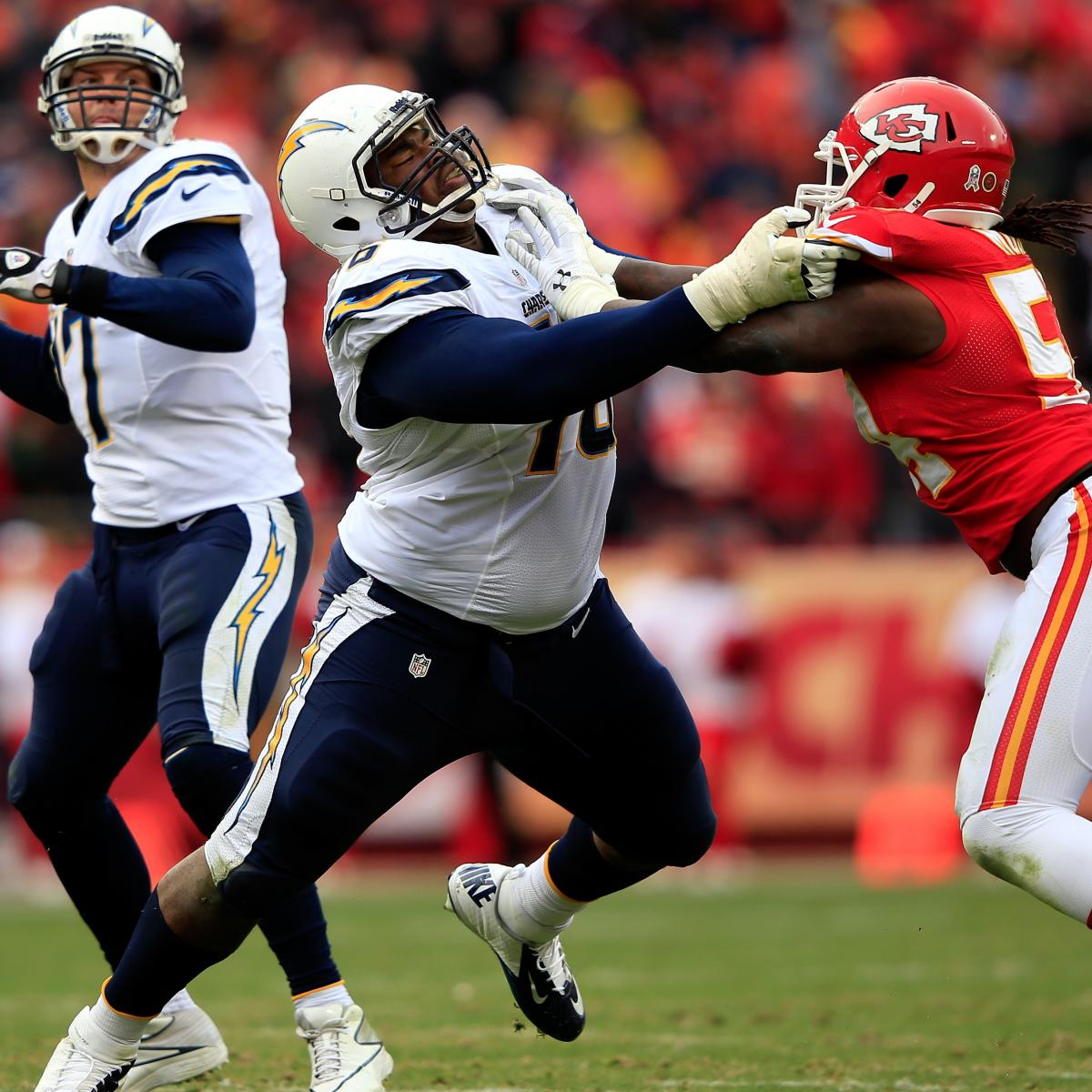 San Diego Chargers Chiefs Game: Kansas City Chiefs Vs. San Diego Chargers: Betting Odds