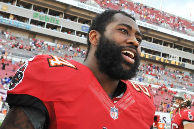 Darrelle Revis: Bucs Need to Make Some Changes