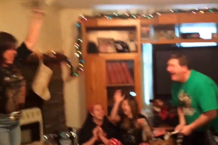 Missouri Fan Gets Cotton Bowl Tickets for Christmas in Elaborate Surprise