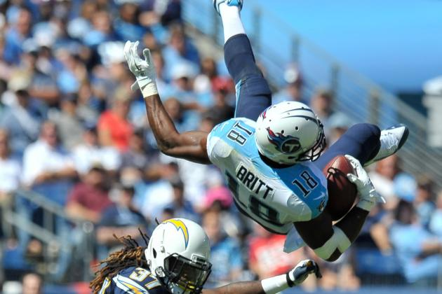 Kenny Britt Promises to Resurface