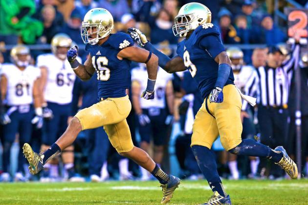 Notre Dame Football: The Road Back to Glory
