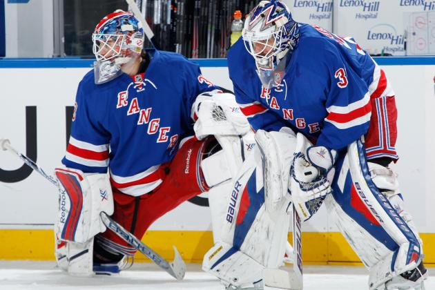 How Alain Vigneault Should Handle the Cam Talbot-Henrik Lundqvist Situation