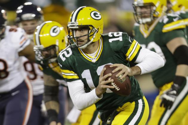 Packers vs. Bears: TV Info, Spread, Injury Updates, Game Time and More