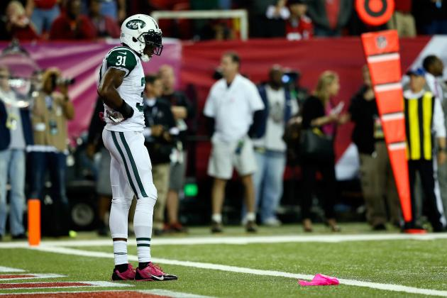 Should the New York Jets Bring Back Antonio Cromartie in 2014?