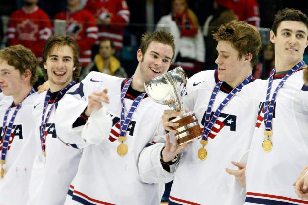 World Junior Hockey 2014 USA Roster: 22-Man Team for Championships