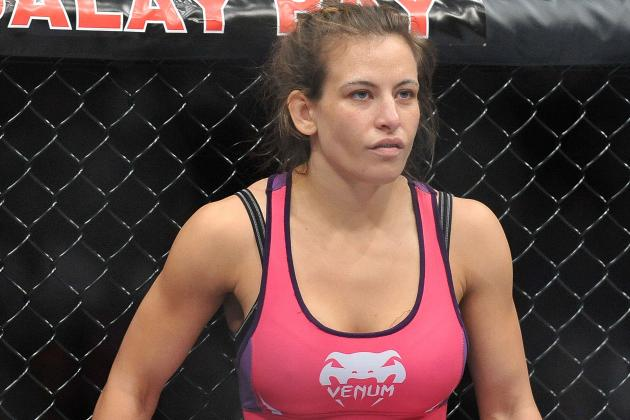 Miesha Tate: Only Fans with a 'WWE Mentality' Loved Ronda Rousey