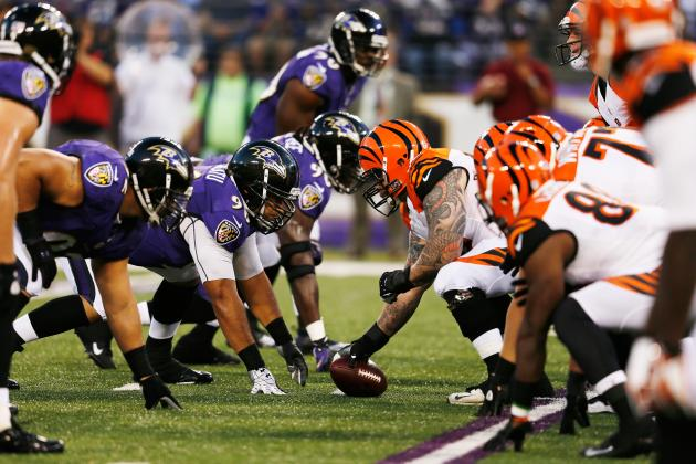 Ravens vs. Bengals: TV Info, Spread, Injury Updates, Game Time and More
