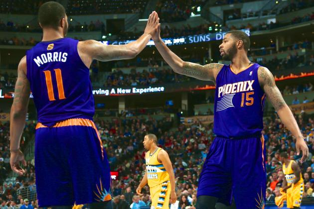 Everything You Need to Know About the Surprising Phoenix Suns