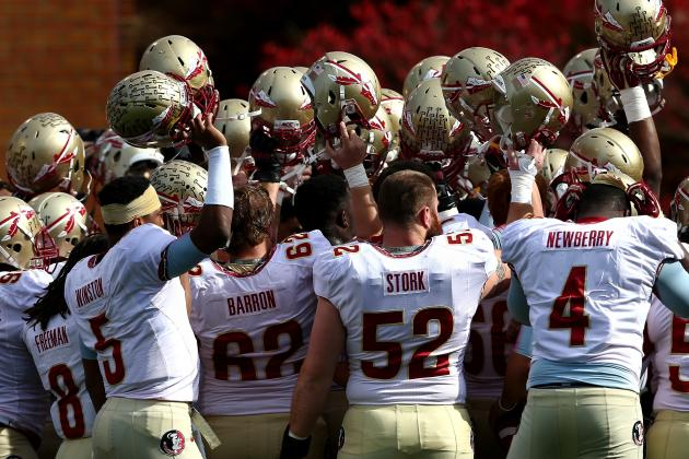 FSU Lineman Raises Enough Money to Send Cancer Patient and Family to BCS Game