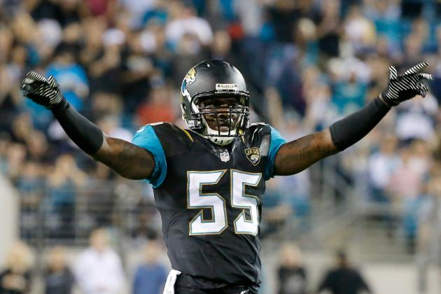 Jaguars vs. Colts: Jacksonville Will Be Short Manned