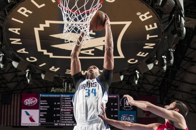 Illness Prevents Dallas Mavericks' Brandan Wright from Facing Spurs Tonight