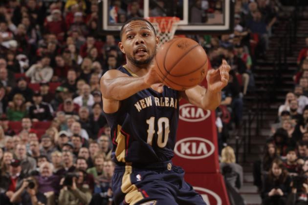 Status of Eric Gordon, Jason Smith Uncertain vs. Denver