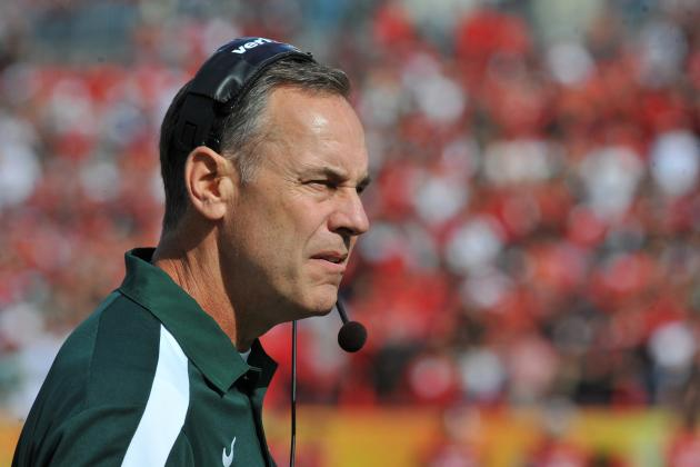 Michigan State on Max Bullough Suspension; 'We're Gonna Rise Up and Play'