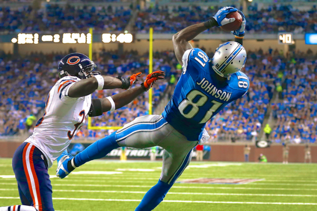 The Golden Age of NFL Wide Receivers