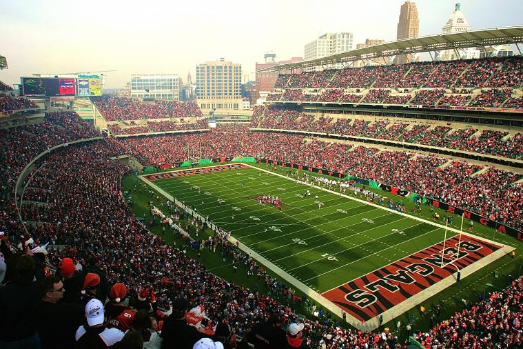 Cincinnati Bengals Struggling to Sell out Home Playoff Game