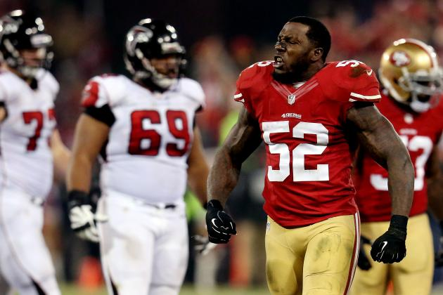 Mic'd Up: Patrick Willis in Candlestick Finale