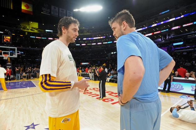 Game Plan to Get Pau Gasol Back in a Memphis Grizzlies Uniform