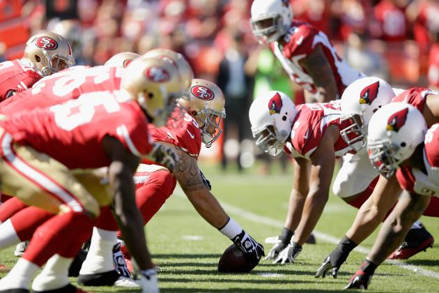 49ers vs. Cardinals: TV Info, Spread, Injury Updates, Game Time and More