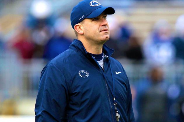 Bill O'Brien's Houston Texans Interview Reminds Fans He Won't Be PSU Lifer