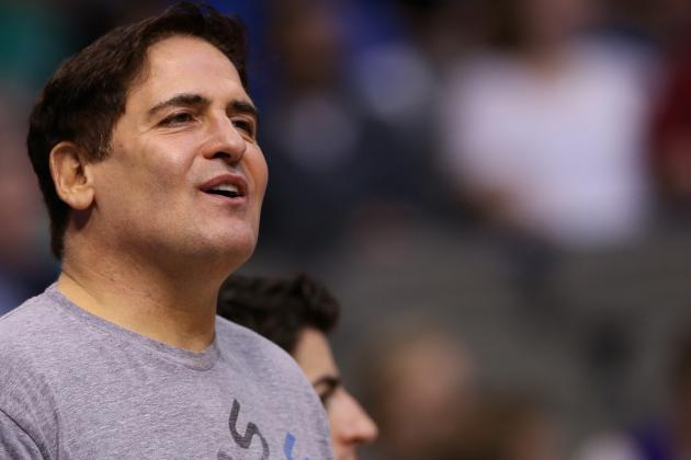 Dallas Mavericks Owner Mark Cuban Says Jason Garrett Shouldn't Be Fired