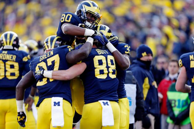 Michigan vs. Kansas State: Players Who Must Step Up in Buffalo Wild Wings Bowl