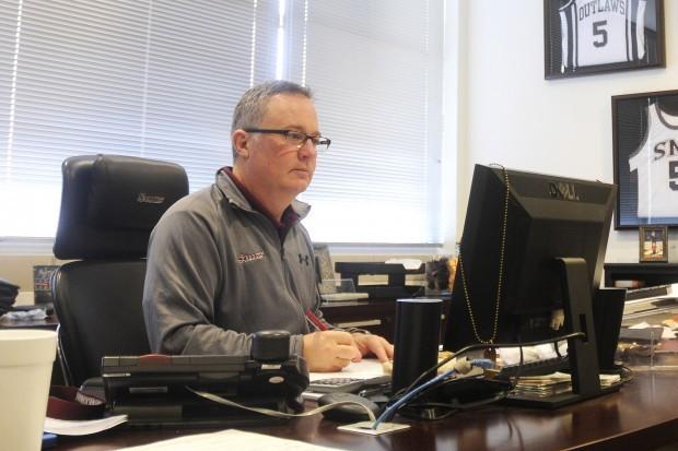 2013 Season Already a Test of Character for SIU Head Coach Barry Hinson