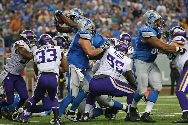 Detroit Lions vs. Minnesota Vikings: A Viking's Take on the Game