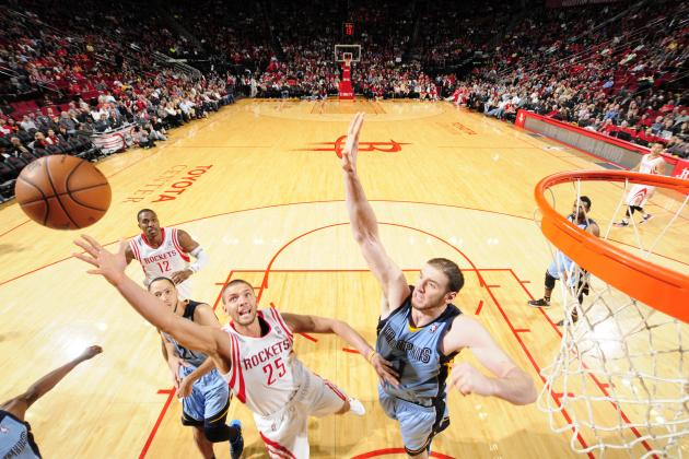 Rockets Come Back from Double Digits Against Grizzlies to Steal One at Home