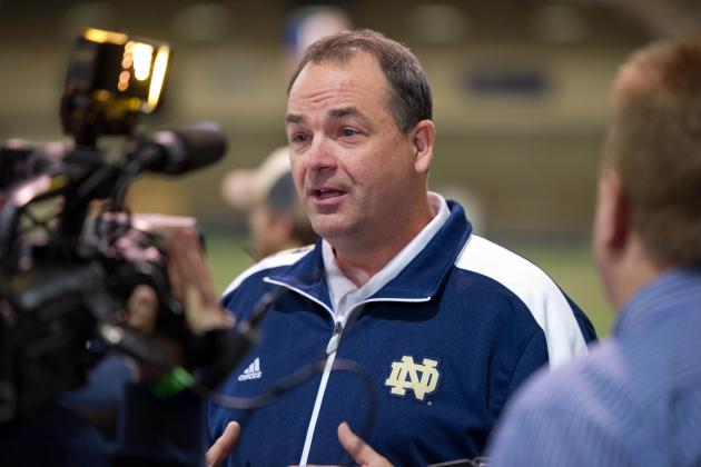 Notre Dame Prepares with Interim Coordinators