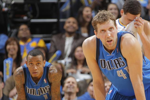 Dirk Nowitzki, Monta Ellis, Vince Carter Have Big Nights