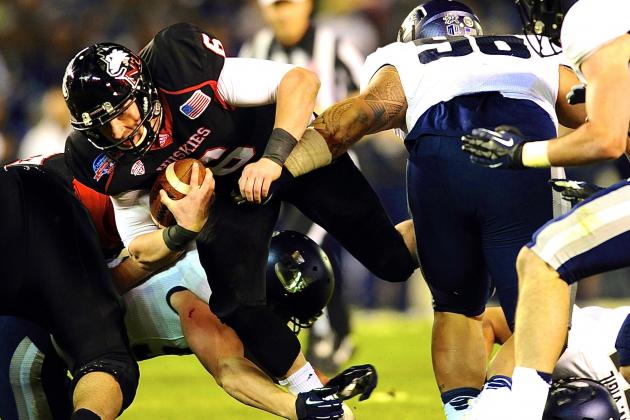 Utah State vs. Northern Illinois: Poinsettia Bowl 2013 Score, Grades and More