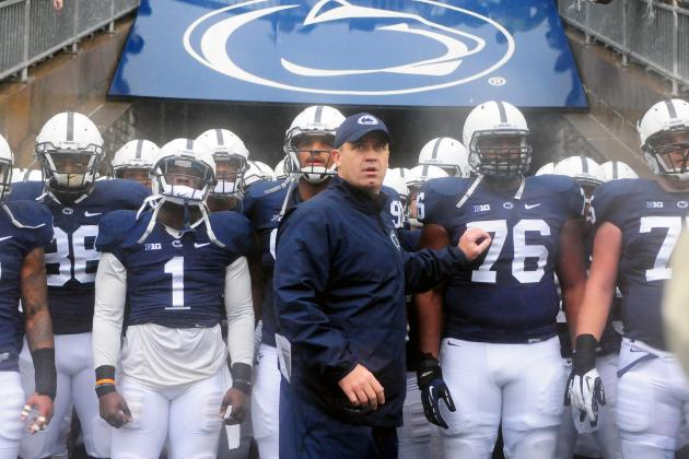 Penn State Football: The Road Back to Glory