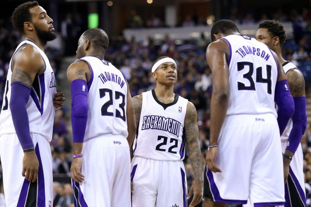 Defying Draft Odds & Role Shifts in Sacto, Little Man Isaiah Thomas Keeps Rising