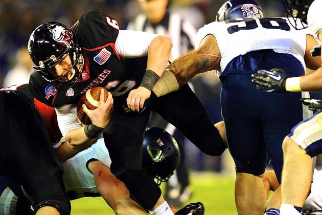 Poinsettia Bowl Flop Makes Fans Wonder How Jordan Lynch Was a Heisman Finalist