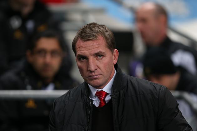 Brendan Rodgers Risks Ban by Hinting at Ref Bias in Manchester City vs Liverpool