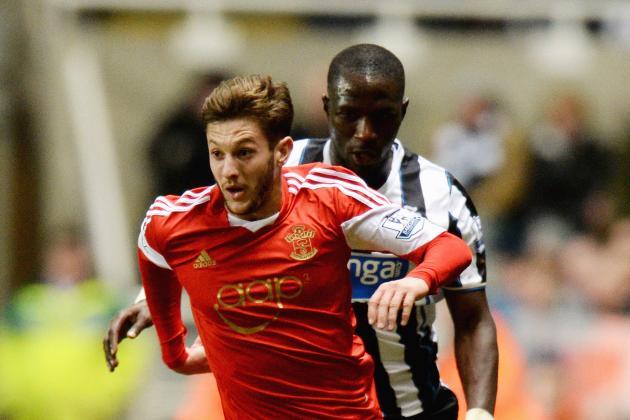 Manchester United Transfer News: Adam Lallana Won't Leave Southampton