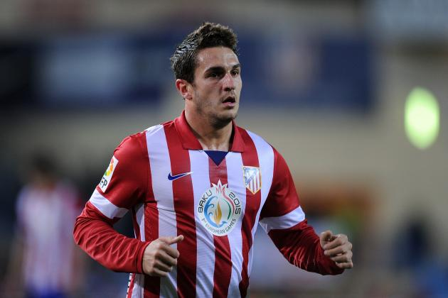 Manchester United Transfer Rumours: David Moyes Wasting Time on Koke