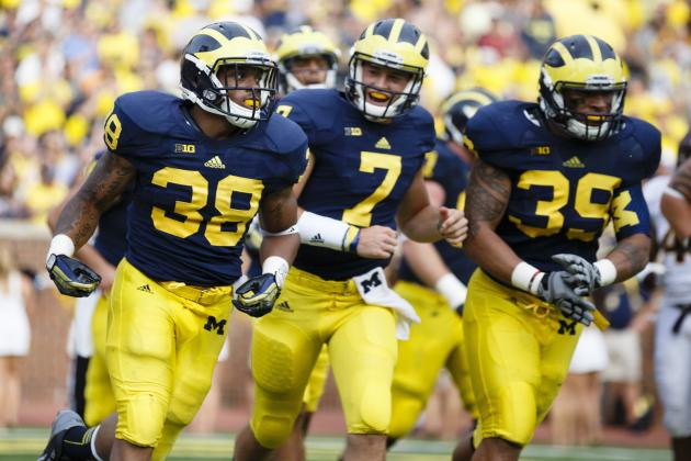 3 Reasons Why Shane Morris Will Shine in His First Start for Michigan