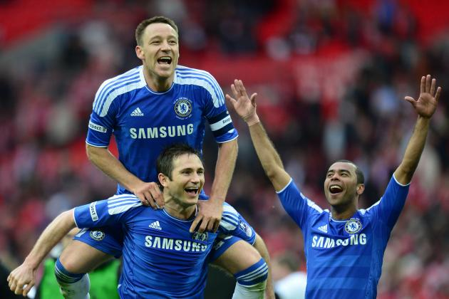 Chelsea Transfer Rumours: Doubts over Frank Lampard, John Terry and Ashley Cole
