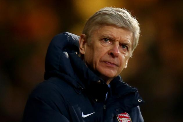 Arsene Wenger Makes Bold Title Claim After Arsenal Fightback at West Ham
