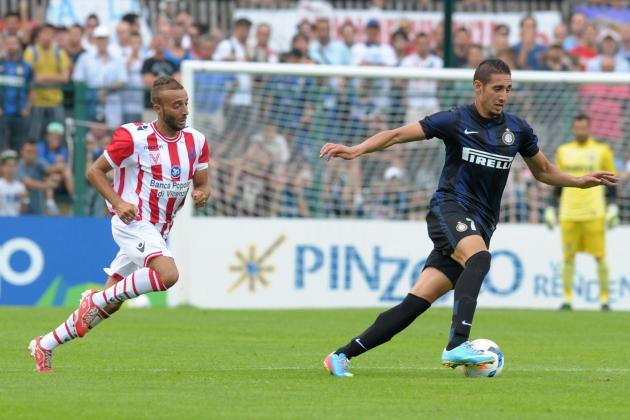 Should Premier League Clubs Target Inter Milan Benchwarmer Ishak Belfodil?