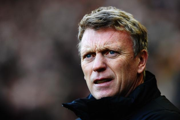 How Can David Moyes Solve Manchester United's Midfield Problems?
