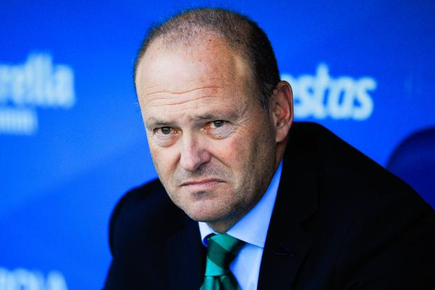 West Brom Reportedly Hold Talks with Former Real Betis Manager Pepe Mel