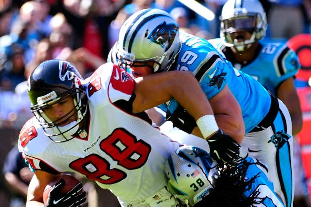 Panthers vs. Falcons: Breaking Down Atlanta's Game Plan