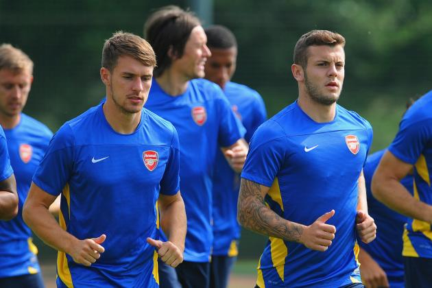 How Arsenal Can Cover for Injury Absence of Midfielder Aaron Ramsey