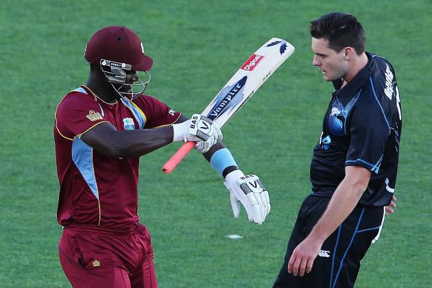 New Zealand vs. West Indies, 2nd ODI: Date, Time, Live Stream, TV Info, Preview