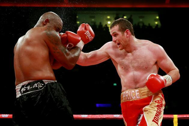 David Price Confirmed to Fight Evgeny Orlov on Jan. 25 in Germany