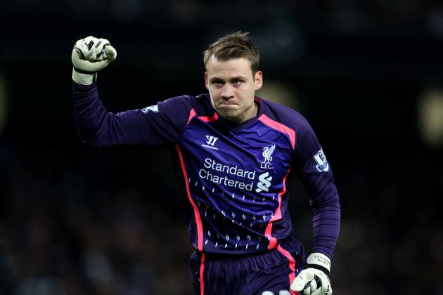 Simon Mignolet Reacts to Costly Error After Liverpool Loss to Manchester City